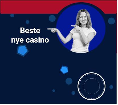 beste nye casinoer
