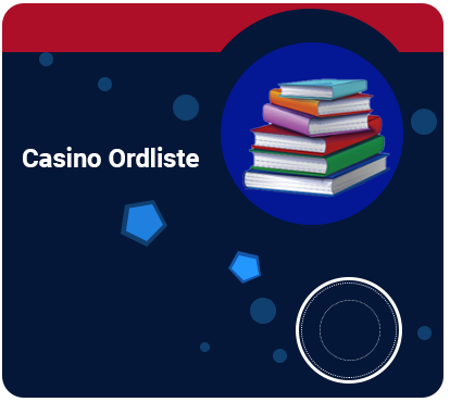 casino ordliste