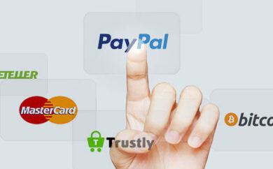 gode og trygge betalingsmetoder