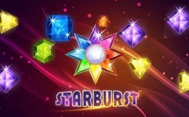 Starburst - en av verdens mest populære spilleautomater