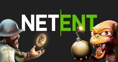 Topp 5 beste spill fra NetEnt