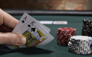 Slik fungerer korttelling i blackjack